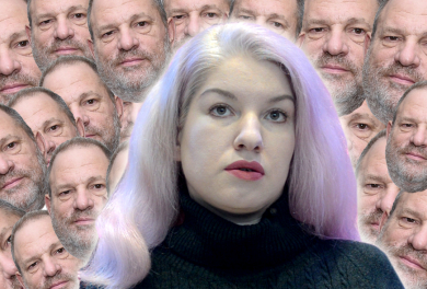 Віра Балдинюк — про секс-скандал навколо Вайнштейна та