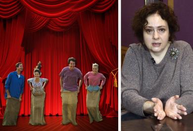 Анна Шерман: В Украине система распределения бюджетных денег на развитие культурных проектов безнравственна