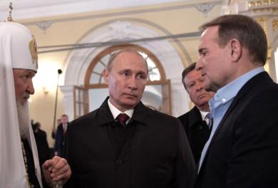 УПЦ (МП) та Віктор Медведчук – лідери джинси в українських інтернет-ЗМІ в липні