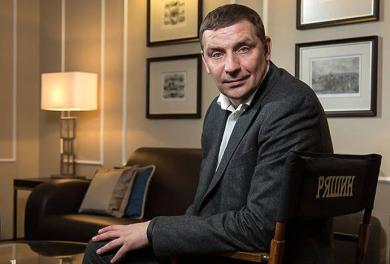 Генпродюсер Star Media Влад Ряшин – о своем профессиональном пути, а также о кинорынке в Украине и за ее пределами (ТИЗЕР)