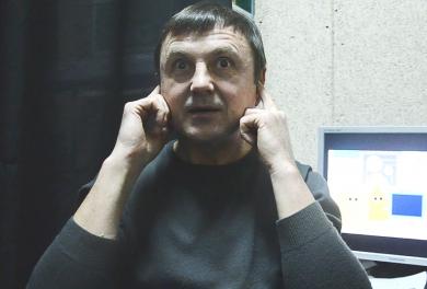 Актор-імітатор звуків Юрій Коваленко: