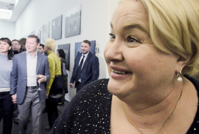 Валентина Руденко: Я працюю на Олега Ляшка на громадських засадах