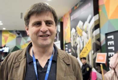Ярослав Пилунский: Драматургию нашего фильма «Первая сотня» писала сама жизнь