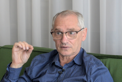 Аркадиюс Винокурас: «Кто мы такие без демократии?»