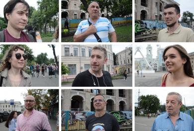 Кому з українських журналістів ви довіряєте? Опитування серед перехожих на Подолі