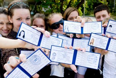 Відсоток магістрів в Україні суттєво перевищує кількість магістрів у країнах Європи