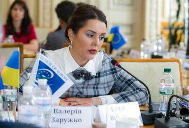 Валерія Заружко: Прозорі звіти додадуть довіри до суспільного мовника