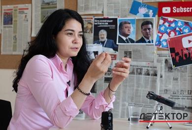 Севгіль Мусаєва: «Ми втратили монополію на поширення інформації, на правду»