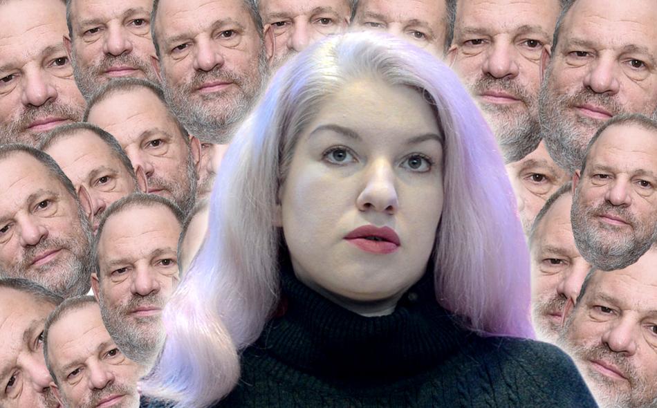 """Віра Балдинюк — про секс-скандал навколо Вайнштейна та """"культуру зґвалтування"""" в Україні"""