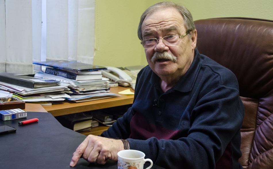 Владимир Мостовой: «Как журналист может быть сторонним наблюдателем, когда на его землю пришел враг?» (ТИЗЕР)