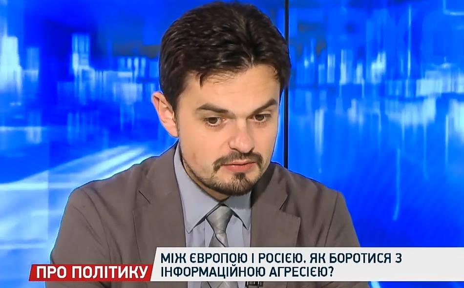 Дмитро Золотухін: В Україні є великий суспільний запит на використання щодо інформпростору апарату державного примусу