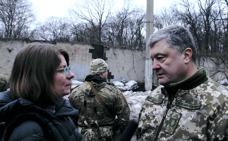 Петро Порошенко – про кінець доби АТО, своє розуміння «сильної руки», Надю Савченко і боротьбу проти диверсій з боку Росії