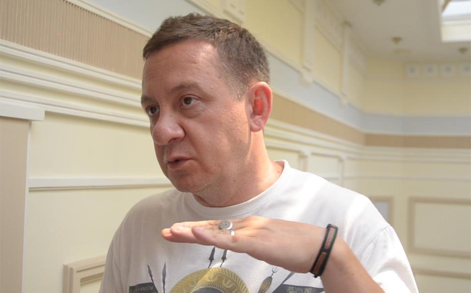 Айдер Муждабаев: «Информационная политика нашей страны, на мой взгляд, продумана процентов на пять»