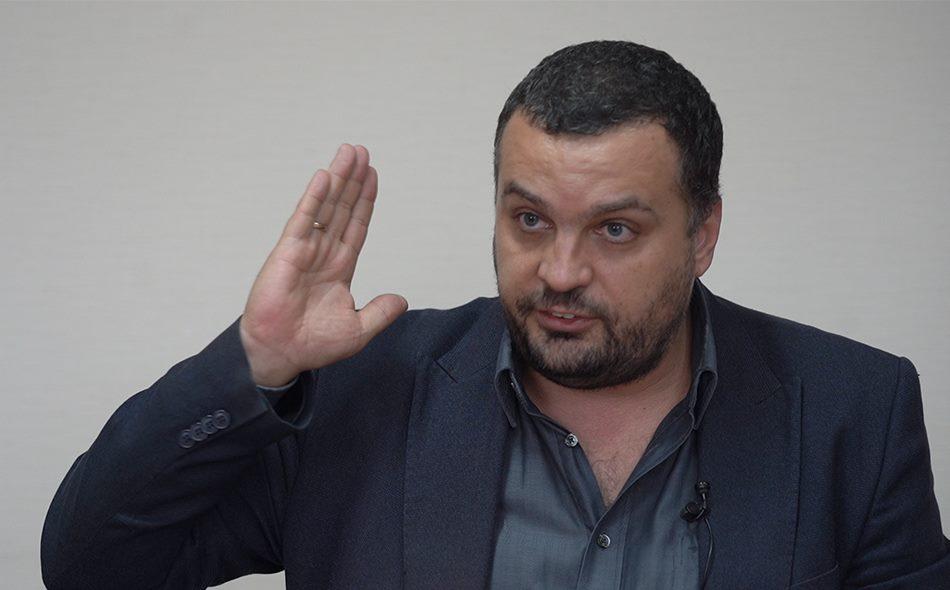 Пилип Іллєнко: «Не може бути української культури російською мовою»