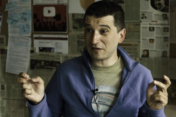 Отар Довженко: «Комунікація без участі журналістів перетворюється значною мірою на дурниці»