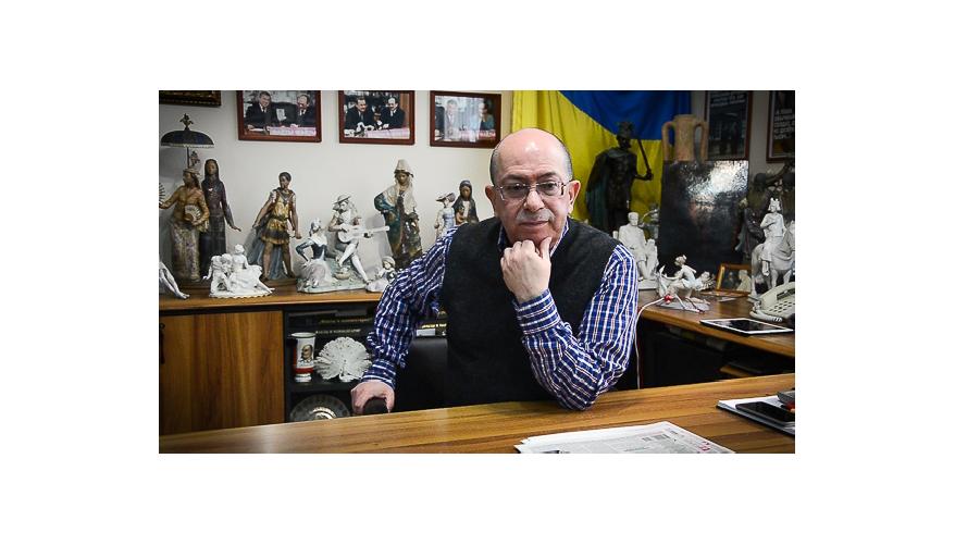 Александр Швец о желтизне и респектабельности, своём двойнике и благодарности Кучме